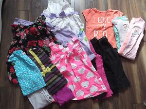 Lot de vêtements pour fille, 18 mois