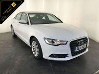 2014 AUDI A6 SE EXECUTIVE ULTRA TDI DIESEL AUTO 1 OWNER AUDI HISTORY FINANCE PX