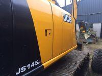 JCB JS145 Lc