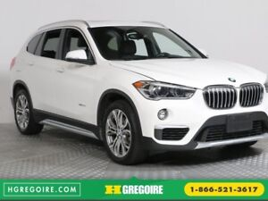 2016 BMW X1 28i XDRIVE MAGS A/C GR ELECT BLUETOOTH TOIT PANO