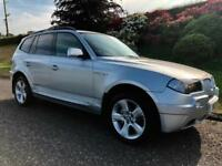 BMW X3 2.0d M Sport FULL LEATHER 4X4