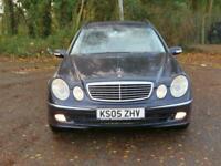 2005 Mercedes-Benz E Class E220 CDI Avantgarde 5dr Tip Auto 7 SEATS ESTATE Diese