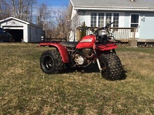Looking to buy or have parts for honda big red 250