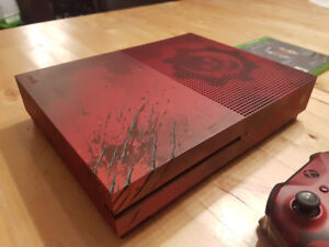 XBOX One S Gears of War 4 Limited Edition 2TB