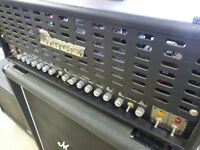 Metal and Rock Tube Amplifier and 4 X 12 Marshall Cabinet