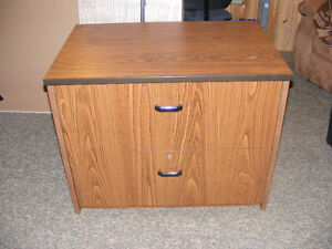 2 drawer filing cabinet for sale