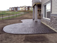 Concrete Finisher, Local Experienced High Quality Work