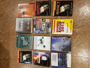 1st year Electrical books