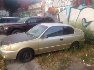 Hyundai Accent for sale!