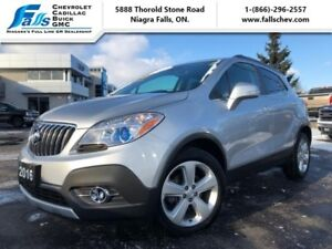 2016 Buick Encore Leather  LEATHER,HEATED SEAT & STEERING,R.STAR