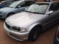 Bmw 325i no mot £650 o.n.o