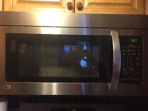 Microwave, excellent used condition