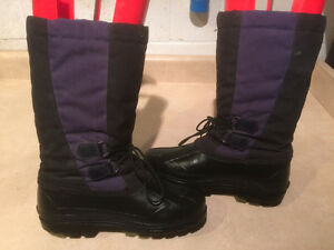 Women's Arctic Ridge Rugged Wear Winter Boots Size 8 London Ontario image 6