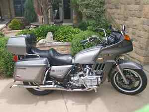 Restored from the frame up 1982 Honda Goldwing GL1100