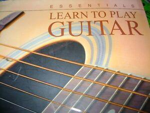 LEARN TO PLAY GUITAR Sarnia Sarnia Area image 1