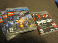 August Picks - PS3 Games Assortment, NEW - Sold on Choice