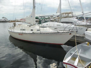 Looking for a C&C 35 MKI sailboat