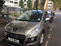 Hybrid/Diesel 4Wheel drive, Full Automatic car . Ready for PCO