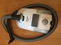Very much like new, Miele- Polaris S4212 Canister Vacuum