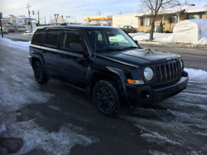 2008 Jeep Patriot 4x4***VENDU***SOLD***