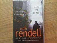 Ruth Rendell audio CD