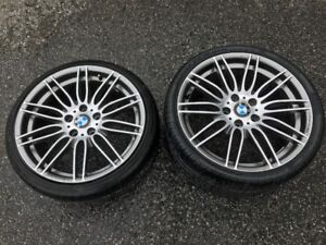 BMW M3 OEM Rims and Tires