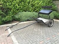 Exercise cart to fit 13.2 - 15.2 Horse