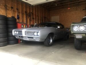 1969 Pontiac GTO Restored by The Guild