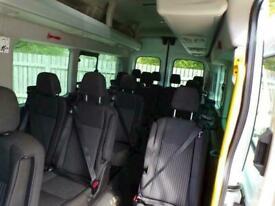 2016 Ford Transit 460 Trend 17 Seat Minibus Minibus Diesel Manual