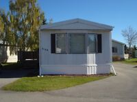 Very Affordable Mobile Home in Parkridge!
