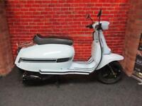 SCOMADI TL 125cc SCOOTER GREAT CONDITION LOW MILEAGE