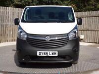 Vauxhall Vivaro 2900 L2h1 Cdti P/V Panel Van 1.6 Manual Diesel