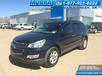 2012 Chevrolet Traverse LS SUV, Crossover