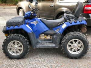 2012 550 XP EPS Touring 2 Up