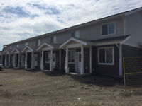 Brand New 3 Bedroom Townhomes Available Now