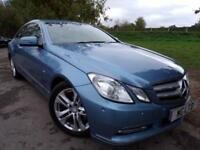 2012 Mercedes Benz E Class E350 BlueEFFICIENCY [306] SE 2dr Tip Auto Full Mer...