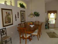 Florida Gated Golf Community Home for Sale