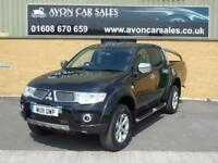 Mitsubishi L200 DiD Cr Lwb Barbarian Double Cab
