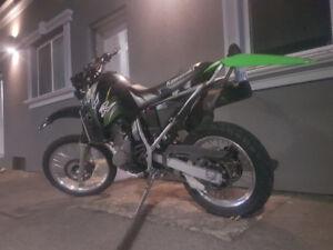 2003 KLR650