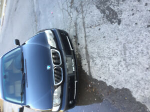 BMW Sport, 330XI 2003 agréable à conduire Full Load