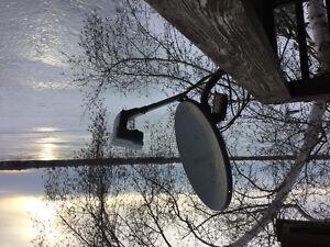 Bell Satellie Dish
