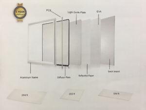 LED PANEL LIGHT - 2*4 Flat Panel, best value guarantee
