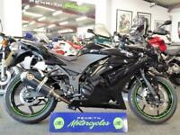 Kawasaki 250R Ninja (EX 250 K9F) at Penrith Motorcycles