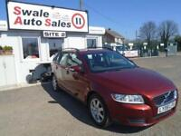 2008 VOLVO V50 1.8 S - 57,809 MILES - SERVICE HISTORY - LOW MILES FOR AGE