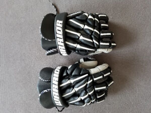 Youth Warrior Lacrosse Gloves