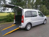 2012 Citroen Berlingo Multispace 1.6 e HDi 90 Airdream VTR 5dr AUTO WHEELCHAI...
