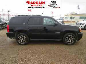 2011 GMC Yukon..2 paystubs drive today