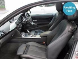2014 BMW 4 SERIES 430d M Sport 2dr Auto