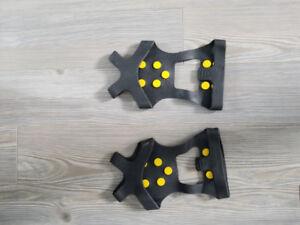 Crampons pour souliers/bottes