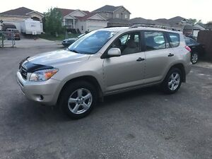2007 Toyota RAV4 SUV, Crossover v6 reduced